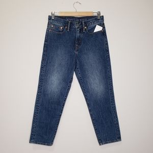 American Eagle baggy skater high rise mom jeans